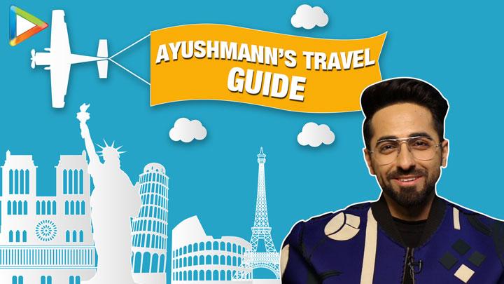 Ayushmann Khurrana's Travel Essentials & Hacks Lifestyle Bollywood Hungama
