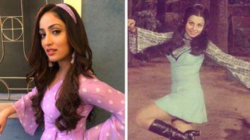 BALA: Yami Gautam recreates Neetu Kapoor's look from 'Ek Main Aur Ekk Tu'