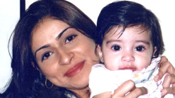 Bhavana Panday shares a couple of Ananya Panday's childhood pictures as she turns 21!
