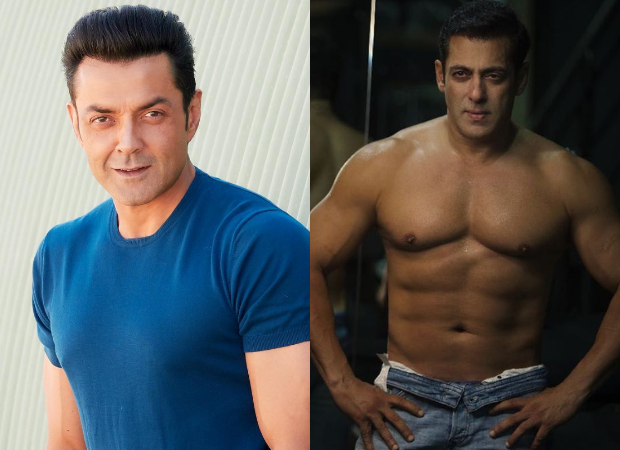 Bobby Deol is all praises for Salman Khan, calls him the greatest human being he has come across!