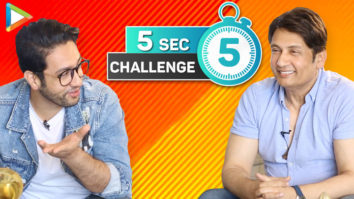 DIWALI DHAMAKA 5 Second Challenge with Adhyayan & Shekhar Freedom Fighers Funny Facial Expressions