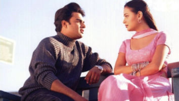 Dia Mirza and R Madhavan celebrate 18 years of Rehna Hai Tere Dil Mein!