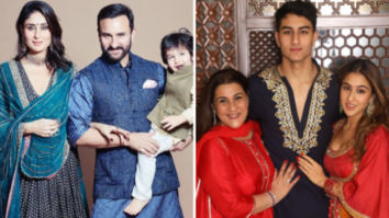 Diwali 2019: Kareena Kapoor Khan, Saif Ali Khan, Taimur Ali Khan, Sara Ali Khan, Amrita Singh, Ibrahim Ali Khan's family portraits are stunning