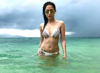Dream Girl star Nushrat Bharucha sizzles in a BIKINI on a beach on her trip to Thailand!