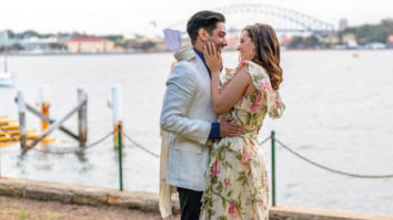 Evelyn Sharma gets engaged to boyfriend Tushaan Bhindi in Australia