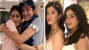Gunjan Saxena - The Kargil Girl: Janhvi Kapoor gets a new work buddy in cousin Shanaya Kapoor