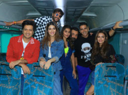 Housefull 4: Akshay Kumar, Riteish Deshmukh and others travel by train as Indian Railways launches 'Promotion on Wheels'
