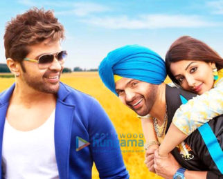 Movie Stills Of The Movie Happy Hardy And Heer