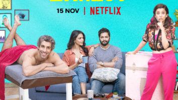 Here's how House Arrest cast Ali Fazal, Jim Sarbh, Shriya Philgaokar and Barkha Singh on the sets of their Netflix film