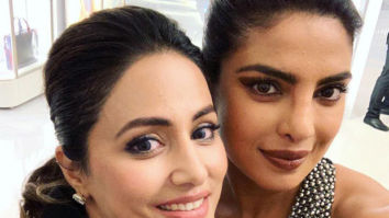 Hina Khan reveals how overwhelmed she was when Priyanka Chopra Jonas introduced her as an Indian star at Cannes 2019
