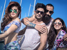 Jacqueline Fernandez REVEALS the release date of Drive with a teaser of their first song
