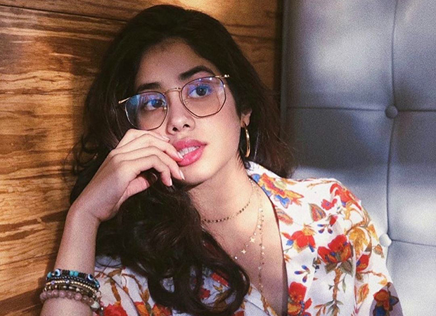 Janhvi Kapoor looks flawless as she waits for her plate of French fries!