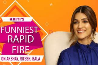 """LOL-""""Akshay-aur-Riteish-shayad-bohot-janmo-se…""""-Kriti-Sanon--Rapid-Fire--Housefull-4"""