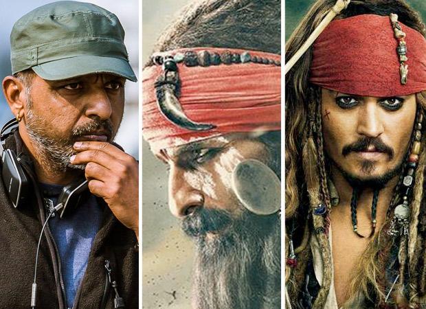 Laal Kaptaan director Navdeep Singh says comparing Saif Ali Khan's look with Johnny Depp's Jack Sparrow makes no sense