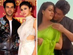 Made In China pair Rajkummar Rao and Mouni Roy recreate Shah Rukh Khan & Kajol's 'Suraj Hua Maddham'