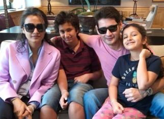 Mahesh Babu and Namrata Shirodkar to feature in commerical with their kids during Diwali