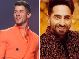Nick Jonas grooves to the tunes of Ayushmann Khurrana's 'Morni Banke' song from Badhaai Ho