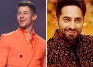 Nick Jonas grooves to the tunes of Ayushmann Khurrana's 'Morni Banke' song from Badhaai Ho