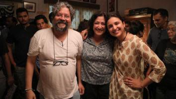 Parineeti Chopra celebrates her birthday on the sets of Saina Nehwal biopic