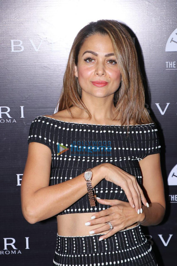 Photos Amrita Arora snapped at Bvlgari Roma and Time Avenue event (4)
