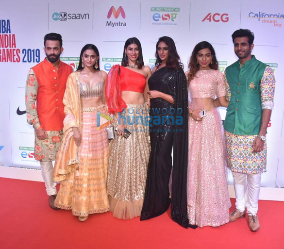 Photos Priyanka Chopra Jonas, Rannvijay Singh and others snapped at NBA Games 2019 party (4)