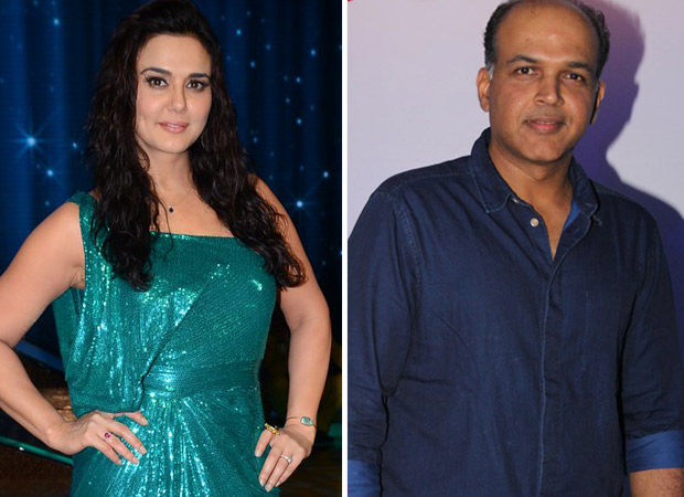 Preity Zinta was Ashutosh Gowariker's one and only choice for his untitled next