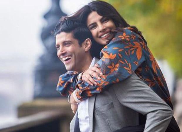 Priyanka Chopra reveals that she was scared of Farhan Akhtar