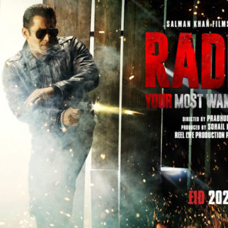 First Look Of The Movie Radhe: Your Most Wanted Bhai