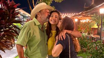 Rakul Preet Singh celebrates her birthday in Phuket with her folks