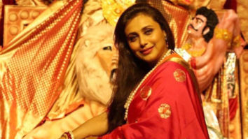 Rani Mukerji talks about the importance of Durga Pujo in her life
