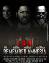 First Look Of The Movie Remember Amnesia