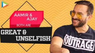 SRK Ya Akshay Kumar Who Has Better Sense Of Humour Saif's Honest Answer Is… Rapid Fire