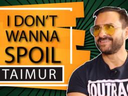 """Saif Ali Khan On Attending Kareena Kapoor's Show """"I Felt She Should Have Let Me TALK..."""""""
