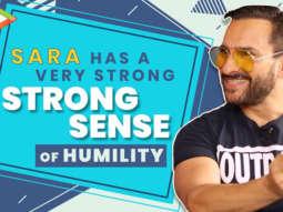 "Saif Ali Khan On Sara Ali Khan ""The thing I LOVE most about Sara is…"""