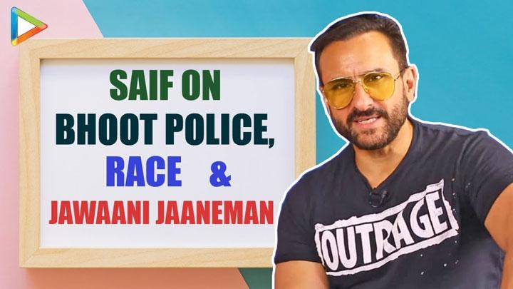 Saif Ali Khan REVEALS He Was Offered Akshaye Khanna's Role In Race Jawaani Jaaneman