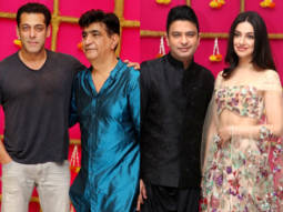 Salman Khan, Bhushan Kumar, Guru Randhawa & others at Krishan Kumar's Diwali Party