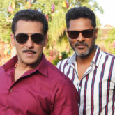 Salman Khan recalls how Prabhu Dheva thought his Tamil dubbing for Dabangg 3 was no different than a foreign language