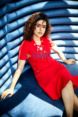 Celebrity Photos of Sanya Malhotra
