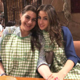 Sara Ali Khan and Amrita Singh's latest food adventure is all about appreciating the cheat days!