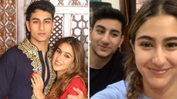 Sara Ali Khan and Ibrahim Ali Khan are sibling goals in these hilarious videos