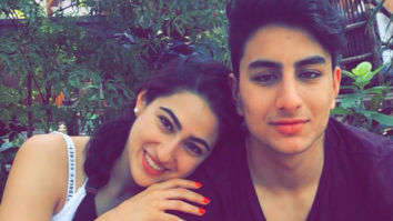 Sara Ali Khan shares a picture of Ibrahim Ali Khan and the netizens are in frenzy!