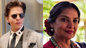 Shah Rukh Khan gets lashed for sporting a 'tilak' and Shabana Azmi comes to his defence