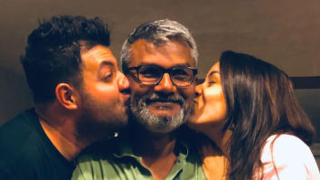Shraddha Kapoor reunites with Nitesh Tiwari and Varun Sharma, misses rest of the Chhichhore team