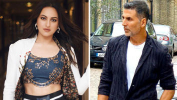 Sonakshi Sinha hits back at trolls for calling Akshay Kumar misogynistic, says he was defending her
