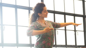 Thalaivi: Kangana Ranaut trains in Bharatnatyam for Jayalalithaa biopic