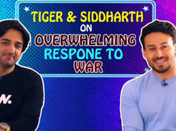 "Tiger Shroff ""I Can't AFFORD To Be In AWE Of Hrithik Roshan…"" WAR Siddharth Anand"