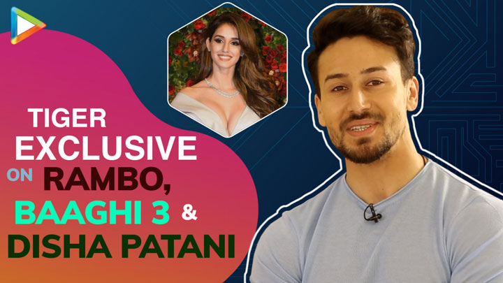 Tiger Shroff Disha Patani Would Make For an Amazing WIFE WAR Rambo Baaghi 3