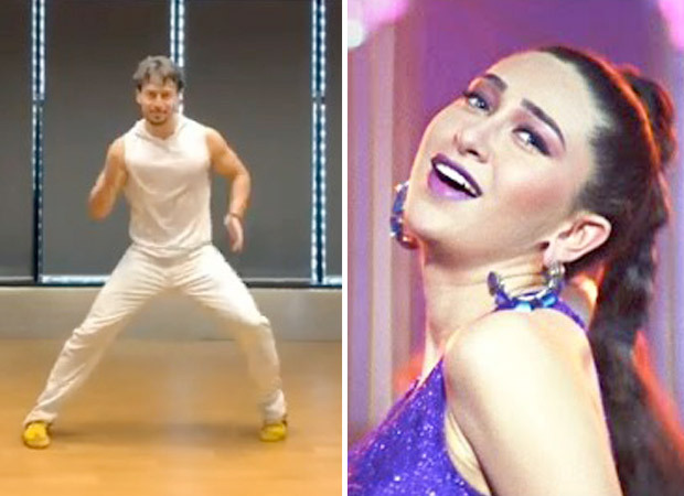 Tiger Shroff grooving to Karisma Kapoor's 'Le Gayi' song from Dil To Pagal Hai is unmissable