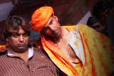 UNSEEN Akshay Kumar shooting for Bhool Bhulaiyaa title track On location Ganesh Acharya