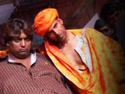 UNSEEN Akshay Kumar shooting for Bhool Bhulaiyaa title track On location Ganesh Acharya